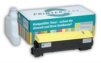 PrinterCare Toner gelb - PC-TK570-Y
