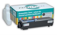 PrinterCare Toner schwarz - PC-TK570-BK