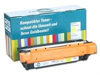 PrinterCare Toner yellow für PC-CLJCP3525-Y