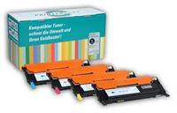 PrinterCare Tonerpaket CMYBK - PC-CLP310-CMYBK