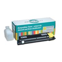 PrinterCare XL Toner gelb - PC-TK580-Y-HC