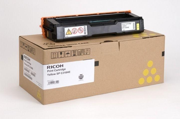 Ricoh Toner gelb für SP C231N, 406482