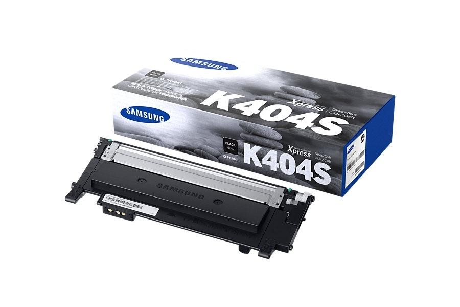 Samsung Original - Toner schwarz -  CLT-K404S/ELS