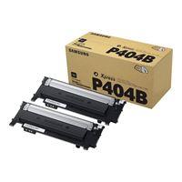 Samsung Original 2er-Pack Toner schwarz CLT-P404B - SU364A