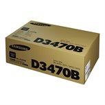 Samsung Original HC Toner schwarz - SU672A