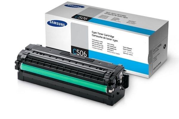 Samsung Toner cyan , CLT-C506L/ELS