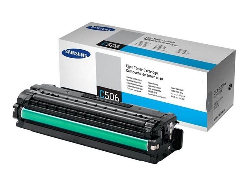 Samsung Toner cyan, CLT-C506S/ELS