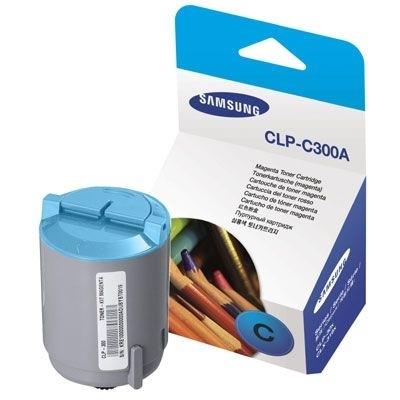 Samsung Toner cyan für CLP-300/N