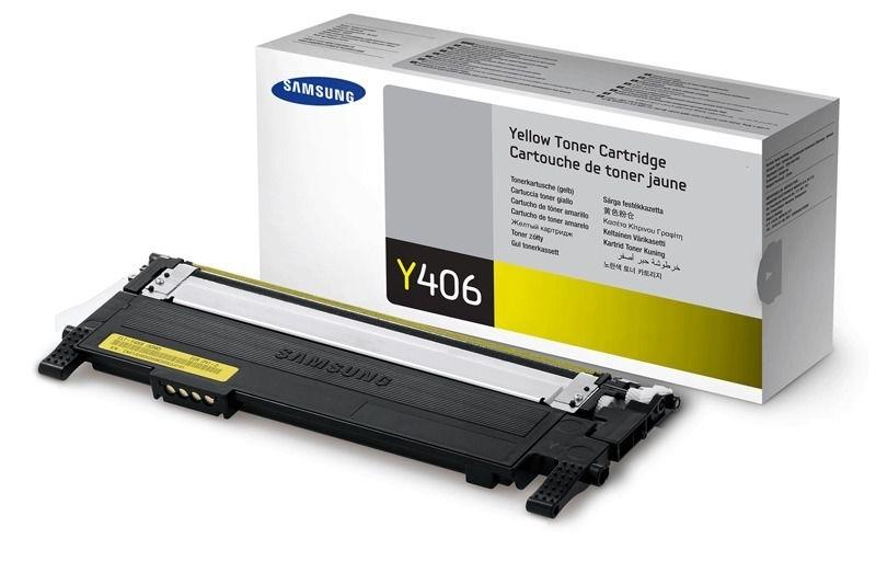 Samsung Toner gelb, CLT-Y406S/ELS