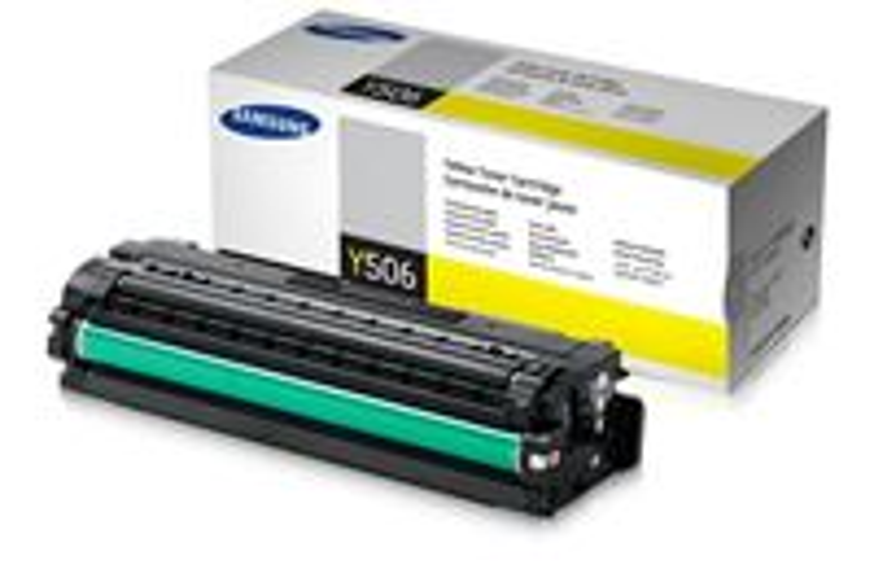 Samsung Toner gelb, CLT-Y506S/ELS