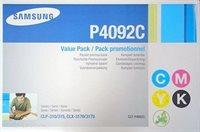 Samsung Toner Rainbow-Kit C/M/Y/BK für CLP-310