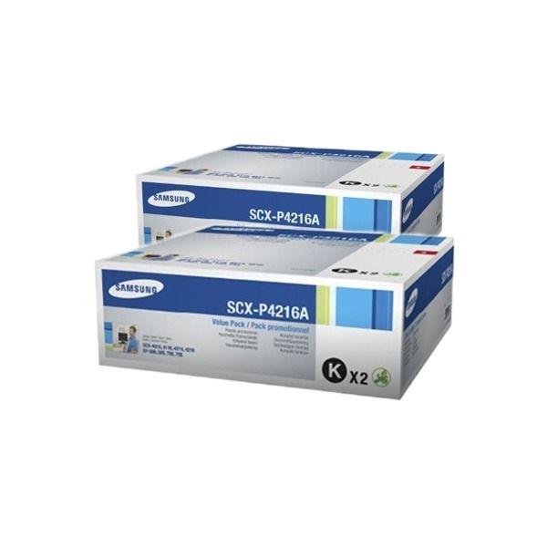 Samsung Toner schwarz 2er-Pack für SCX-4016