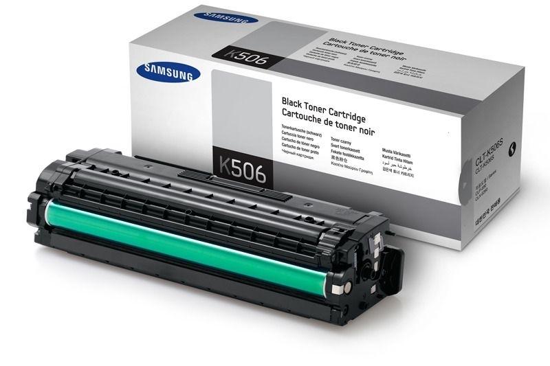 Samsung Toner schwarz, CLT-K506S/ELS